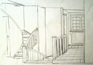 innenarchitektur zeichnen lernen | minniedee, Innenarchitektur ideen
